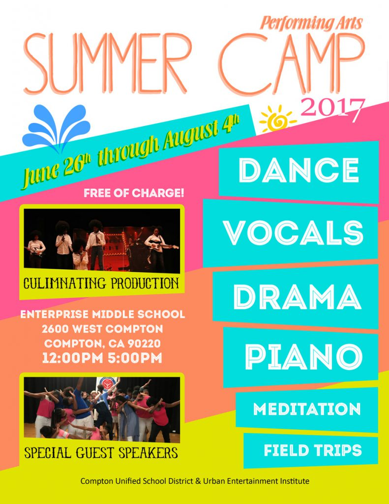 Performing Arts Summer Camp